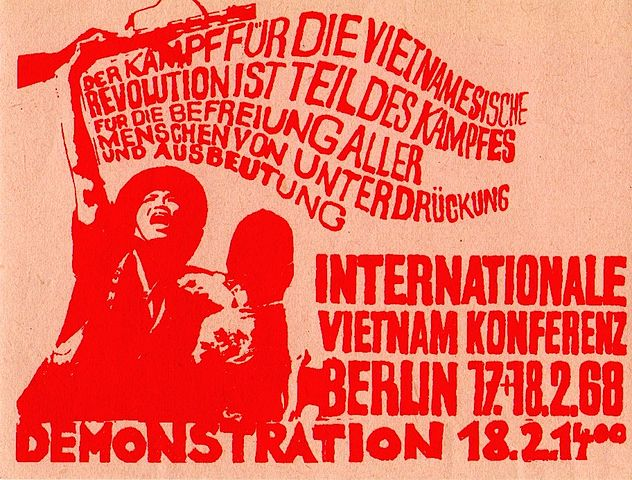 Internationale Vietnam Konferenz 1968